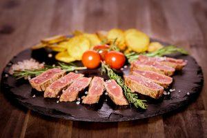 רצועות של בשר